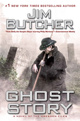 Jim Butcher Ghost Story