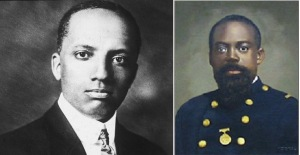 Carter Woodson and William Carney